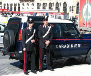 Фальшивые полицейские в Италии