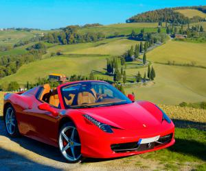 Феррари-тур по Италии