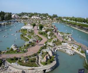 Тематический парк «Италия в миниатюре»